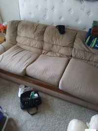 Sofa bed and love seat with tables.. Woodbridge, 22191