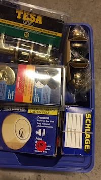Brand new Schlage and brinks locks Toronto, M1W 1H2