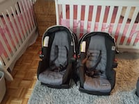 infant car seats 40$ each or 2 for 70$ Laval, H7K 0A5