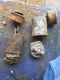 two brown and gray metal tools Hyattsville, 20784