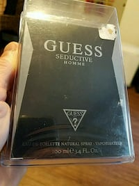 Mens Guess cologne  Gray, 70359
