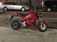 red and black sports bike New York, 11205