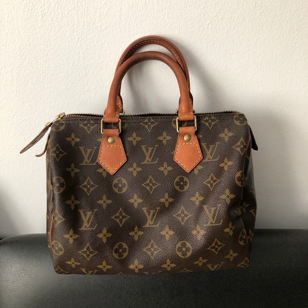 631821c468dc Used Authentic Louis Vuitton Speedy 25 Monogram for sale in New York ...