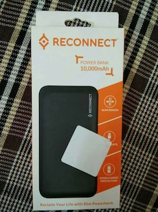 Reconnect power bank box
