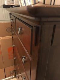 brown wooden cabinet with drawer Silver Spring, 20910