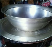 Very large bowl n plate from homegoods Woodlawn, 21244