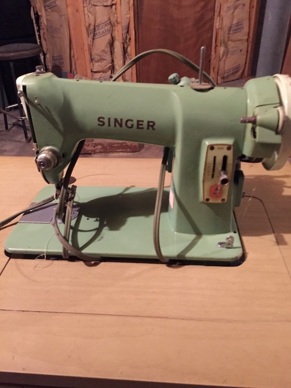 Used 40 Singer Sewing Machine 40k40 For Sale In Conestoga Letgo New 1950 Singer Sewing Machine For Sale