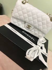 Chanel white bag Manassas, 20110