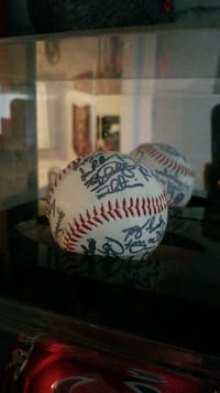 Autographed houston astros baseball Houston