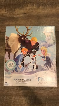 3 foot FROZEN PUZZLE  Capitol Heights, 20743