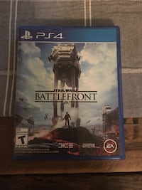 Star wars battlefront ps4  St Catharines, L2M