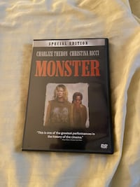 Monster Special Edition DVD !! Boston, 02131