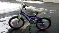 purple and pink BMX bike Naperville, 60564