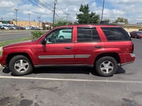 Chevrolet - Trailblazer - 2002 Trenton, 08611
