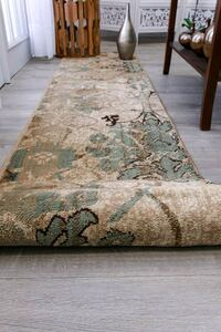 Modern Hallway Runner Rug 2X8 Flower Carpet