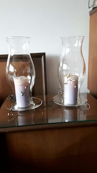 Decorative candle lamps