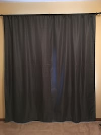 Like New Lot of Eclipse Thermaback Blackout Curtain Panels