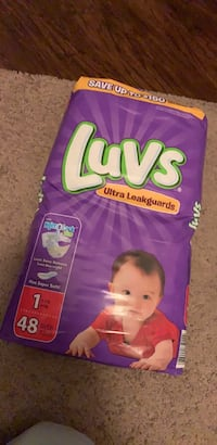 LUVS DIAPERS Laredo, 78045