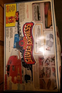 Silver Express toy train set Sioux Falls, 57103