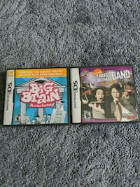 Nintendo DS games Whitchurch-Stouffville