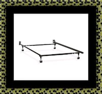 Metal frame rails full twin queen $40 king $70 Woodbridge, 22191