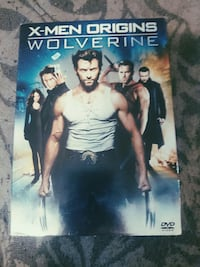 X-men Origins WOLVERINE dvd Göteborg, 436 35