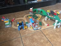 5 sets of Geo trax train track toy set worth at le Taylorsville, 84123