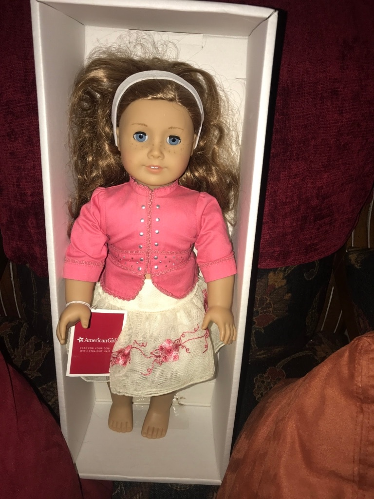 Complete Set NEW WITH TAGS!! American Girl Doll Beach Accessories RETIRED