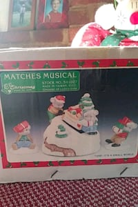 Matches Musical from Christmas Around The World Middletown, 21769
