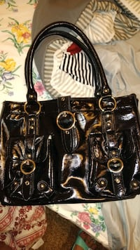 1st purse nine West 2nd is Sakroots 3rd DKNY PURSE Des Moines, 50315