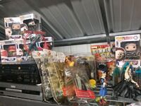 Collectible action figures starting at $5 and up Portsmouth, 23702