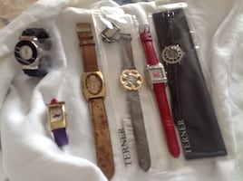 6 New Watches