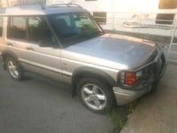 2004 Land Rover Discovery Berry Hill
