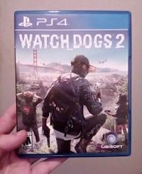 Watch dogs 2 ps4 game Westminster, 92683