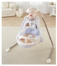 Fisher-Price Cradle Swing with 6-Speeds (New) Ashburn