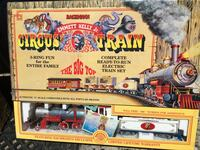 Emmett Kelly Circus Train Pacific Grove, 93950