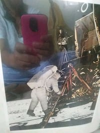 The first man on the moon from 1969 Fort Lauderdale, 33311