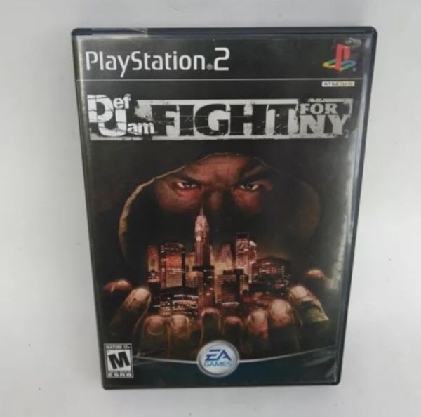 Def Jam: Fight For NY (PS2)