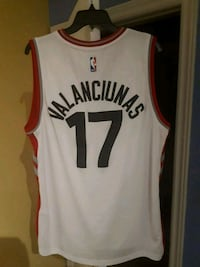 white and red toronto raptors 17 jersey Mississauga, L5V 2L2