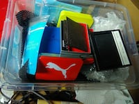 Brand new name brand leather wallets Las Vegas, 89110