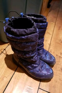 Girls size 1, COUGAR Winter Boots Richmond Hill, L4E 5E2