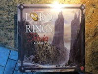 Tolkien Lord of the Rings Trivia Game Sophisticated Games 2003 Sealed Pickering, L1V 4X8