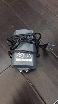 Aqua Culture Air Pump 20-60 Gallon Fish Tank Aquarium Denver, 80211