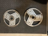 Weight Plates 45 lb
