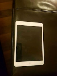 White Ipad Mini  555 km