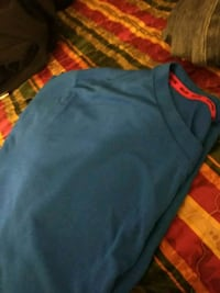blue and red Nike shorts Prince George, V2M 5J7