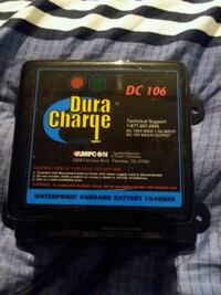 dura charge onboard battery charger
