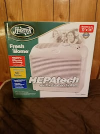 New HEPAtech Air Purification System