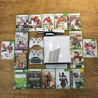 XBOX 360 S WHITE SPECIAL EDITION  Airdrie, T4B 2P4