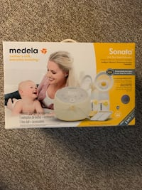 *NEW* Medela Sonata Double Electric Breast Pump